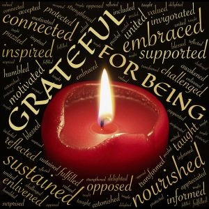 Grateful Candle