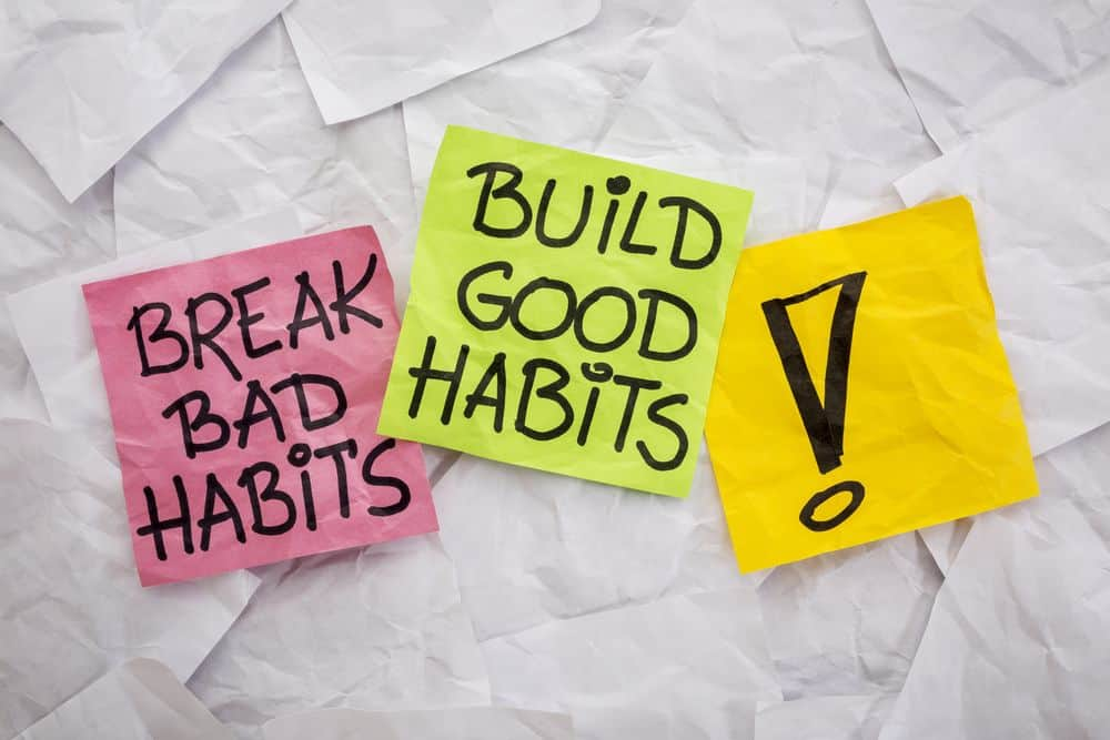 10 Habits You Should Practice