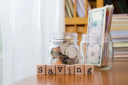 Saving By Saying No